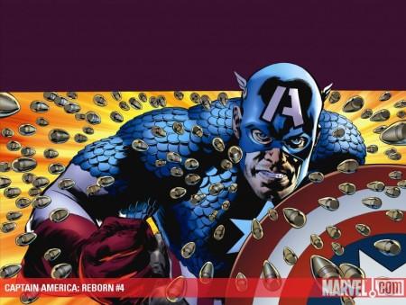 Captain America Reborn #4